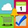Organizer To-Do: Universal Grocery, To-Do & Calendar Manager